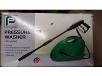 Pressure Washer, adjustable lance, 3m hose. Only used a few times, still have the original box.