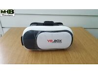 3D Virtual Reality VR Box Glasses Headset for iPhone and Android Phones