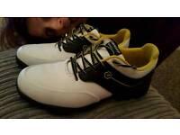 Dunlop golf shoes size 10
