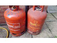 CALOR GAS 13KG PROPANE BOTTLE