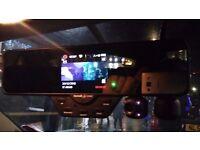 car mirror camera