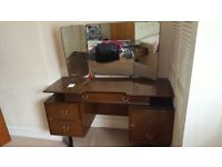 1950' s DRESSING TABLE