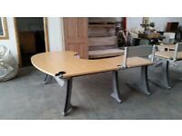 Office desk - Very sturdy in good condition