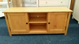 £45 - Porto TV unit - slight second - delivery available
