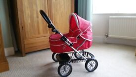 Silver Cross toy pram for sale