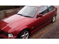***#BMW 316i SPORT COMPACT 1895 cc. X (2000 model) Rare model, not many listed for sale***