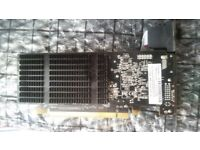 PNY NVIDIA GT 430 + HD 5450 + 6200 + 6600 GT ( graphics card )
