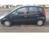 Mitsibushi Colt £1400 low mileage cheap to run. Lovely clean and reliable car