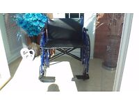 Self Propelled Bariatric Wheelchair 26inch Seat