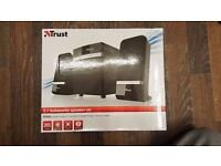 TRUST 2.1 SUBWOOFER PC SPEAKER SET BRAND NEW WITH RECEIPT