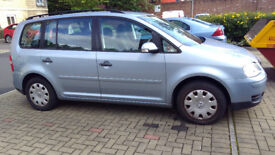 VW Touran (2006) in great condition