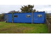Portacabin/shed/store