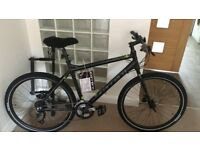 Carrera Subway 2 Hybrid Bike 20inch with £50 accessories