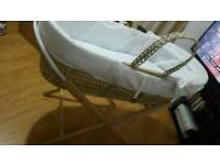 BABY COT EXCELLENT CONDITION WAS £120 TODAY £39