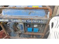 NuTool Petrol Power Generator
