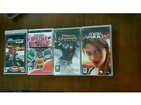 Psp games bundle