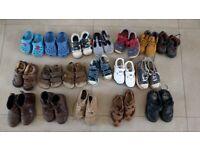 Bundle of Boys Shoes Footwear Size 4 - 9