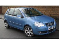 2006 VW POLO SPORT TDI 5 DOOR GOOD CONDITION DRIVES GREAT IDEAL 1ST CAR £1150 BARGAIN!!!!!