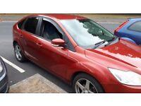 Focus 2010 plate .swap larger car .pref diesel but petrol considered.estate or 5 door