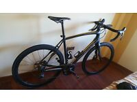 Specialized roubaix ULTEGRA hydraulic disc