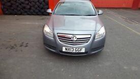 Vauxhall Insignia 13 plate 2013 , 2.0 CDTI 6 SPD SATNAV 90K, full MOY