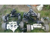 Golf electric trolleys spare's/repair