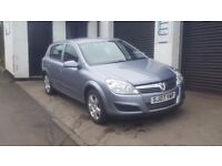 Astra ... 12 Months MOT..serviced..warranty inluded..clean car..44MPG..Insurance group 9..