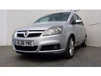 2006 | Vauxhall Zafira 1.9 CDTi 16v Design | Diesel | Auto | 2 Former Keepers