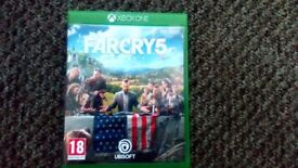 New xbox one game FARCRY 5