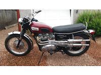 1969 TRIUMPH TR6C