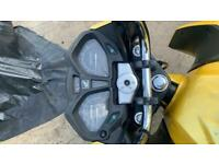 Honda CBF125/CB125F