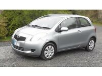 2006 Toyota Yaris 1.0, 66000 miles, full service history, 12 months MOT, immaculate