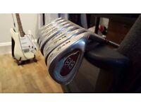 Golf Clubs. RAM X concept irons. 4-pw