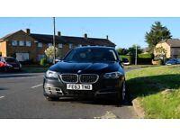 2013 BMW 5 SERIES 520 D AUTO START STOP