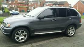 2003 BMW X5 SPORT 3.0 DIESEL AUTOMATIC RELIABLE CAR
