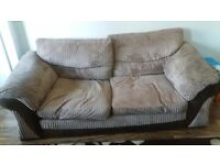 3 seater & armchair quick sale ASAP