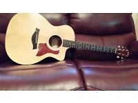 taylor 114ce electro accoustic guitar