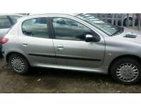 Peugeot 206 from 1998 to 2008 for breaking