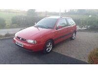 Seat Ibiza 1.4 S 3 Door - Only 68,000 miles - Great Car For Quick Sale