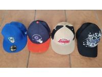 NewEra Cap / Hut - NBA Lakers / NFL Chicago Bears / MLB Yankees / Marvel Captain America