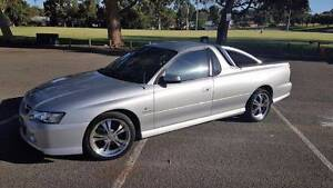 Supercharged 2005 SVZ Holden Storm Ute V6 East Victoria Park Victoria Park Area Preview