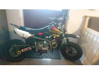 Stomp 125cc supermoto pitbike £300ono
