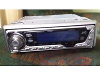 JVC KD-G301 car radio
