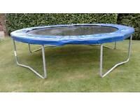Super Tramp trampoline - 12 foot diameter
