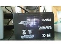 12 volt battery