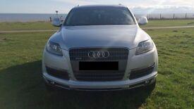 Audi Q7 3.0 TDI Quattro.Low mileage.