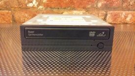 "Toshiba-Samsung TSSTcorp CDDVDW SH-S202H ATA Device 5.25"" Internal DVD Writer"