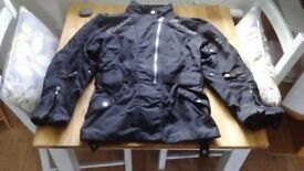 Motor Cycle Jacket, size 38 chest