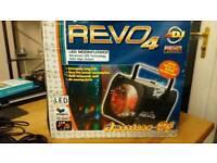 American DJ Revo 4 Moonflower Disco Light