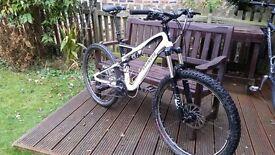 2011 Specialized Stumpjumper FSR Elite Mountain Bike